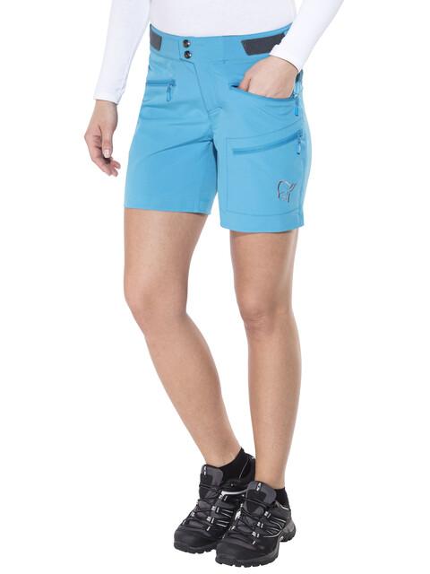 Norrøna Falketind Flex1 Shorts Women Blue Moon